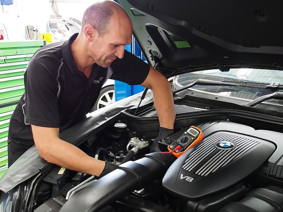bmw repair service perth